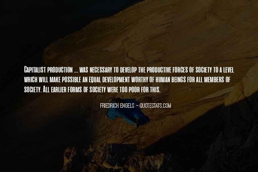 Friedrich Engels Quotes #318411