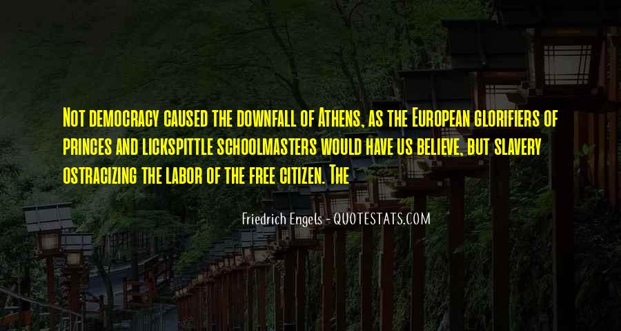 Friedrich Engels Quotes #359740