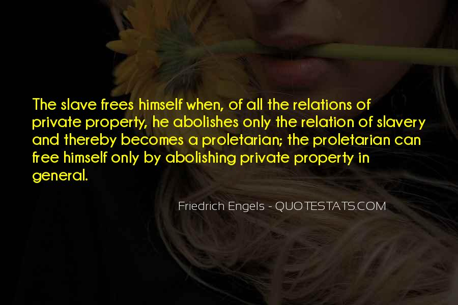 Friedrich Engels Quotes #610438