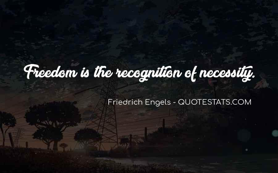 Friedrich Engels Quotes #680105