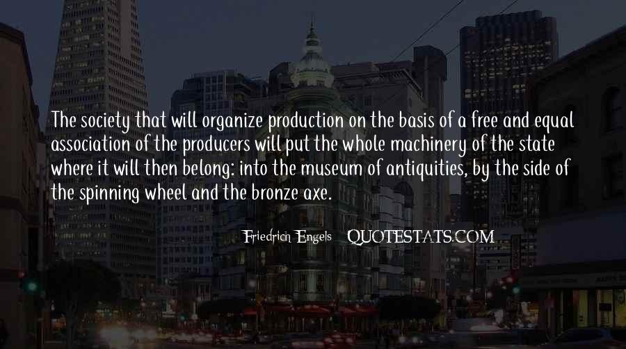 Friedrich Engels Quotes #704649
