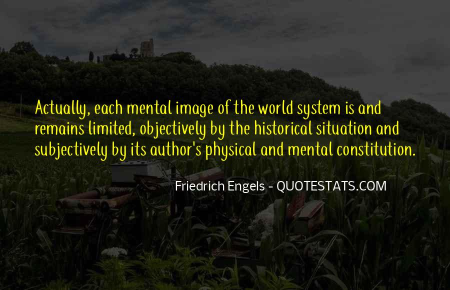 Friedrich Engels Quotes #71630