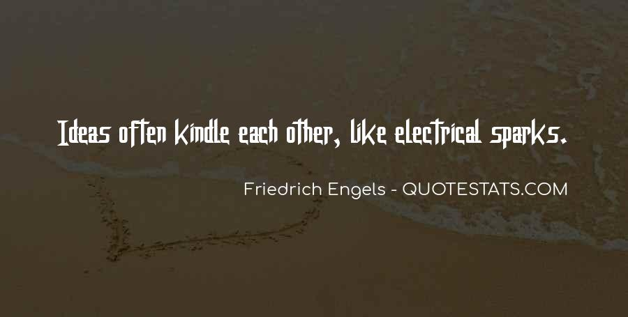 Friedrich Engels Quotes #735625