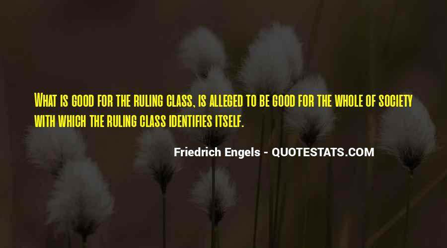 Friedrich Engels Quotes #884236