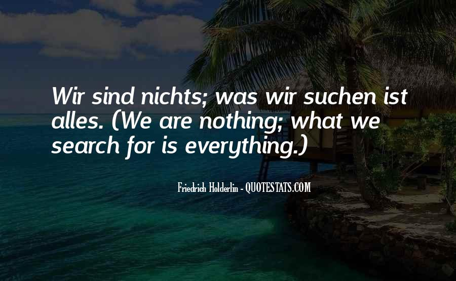 Friedrich Holderlin Quotes #37346