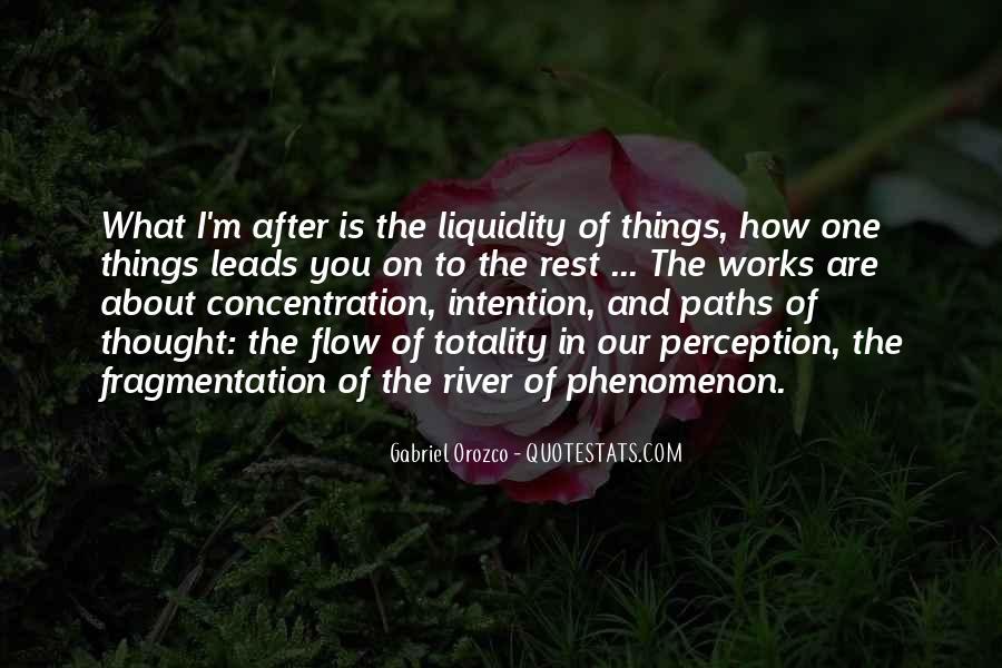 Gabriel Orozco Quotes #1307244