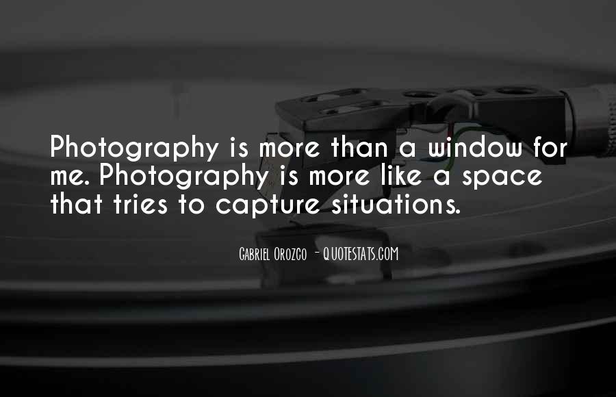 Gabriel Orozco Quotes #1350340