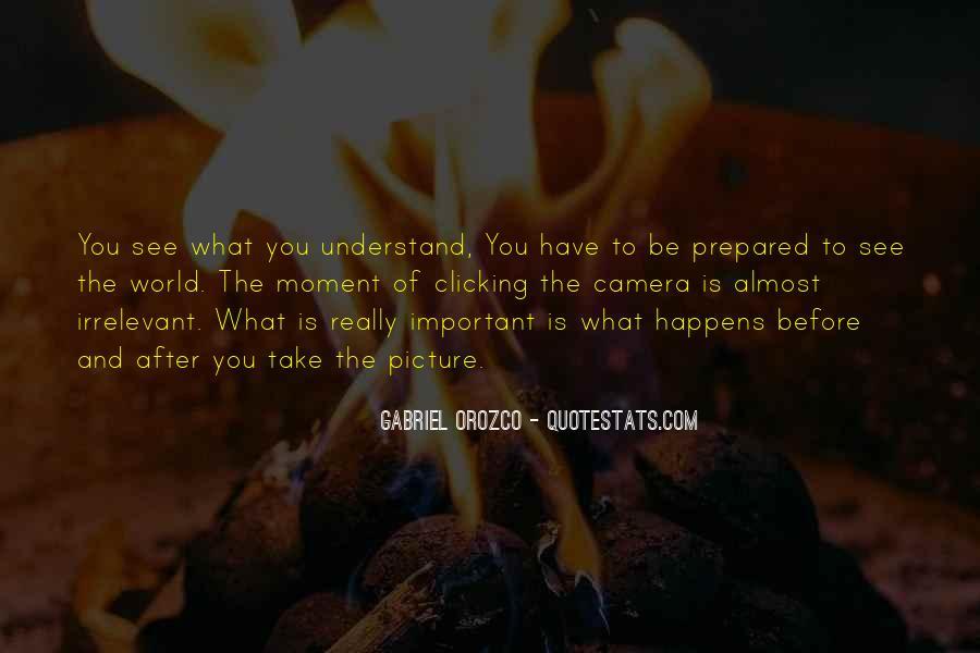 Gabriel Orozco Quotes #1538575