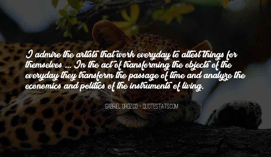 Gabriel Orozco Quotes #1737738