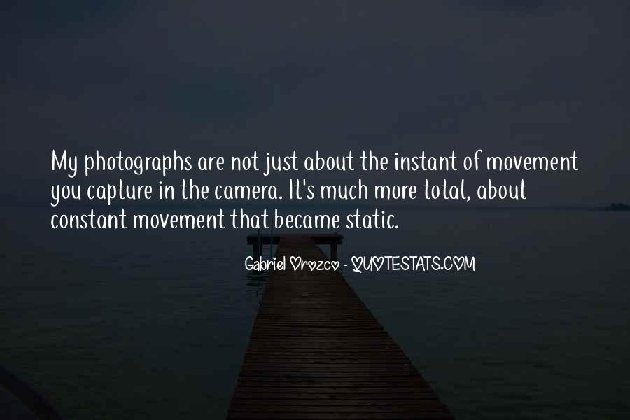 Gabriel Orozco Quotes #614940