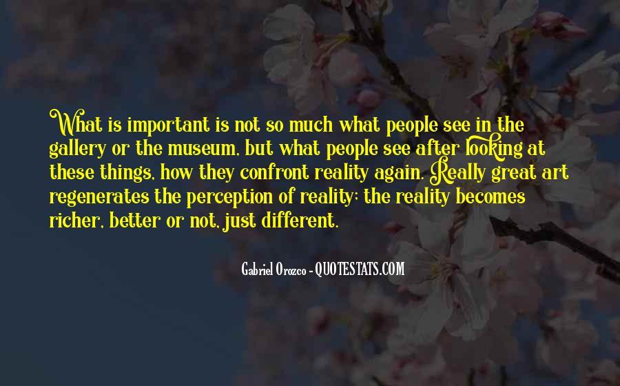 Gabriel Orozco Quotes #941305
