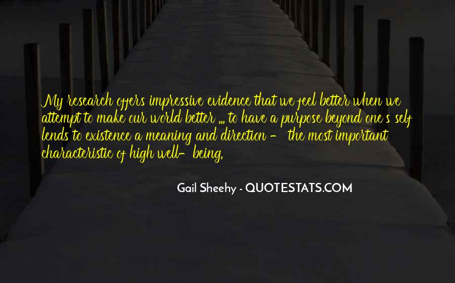 Gail Sheehy Quotes #1051235