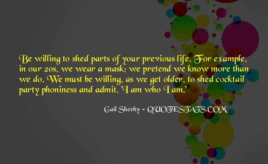 Gail Sheehy Quotes #1312631