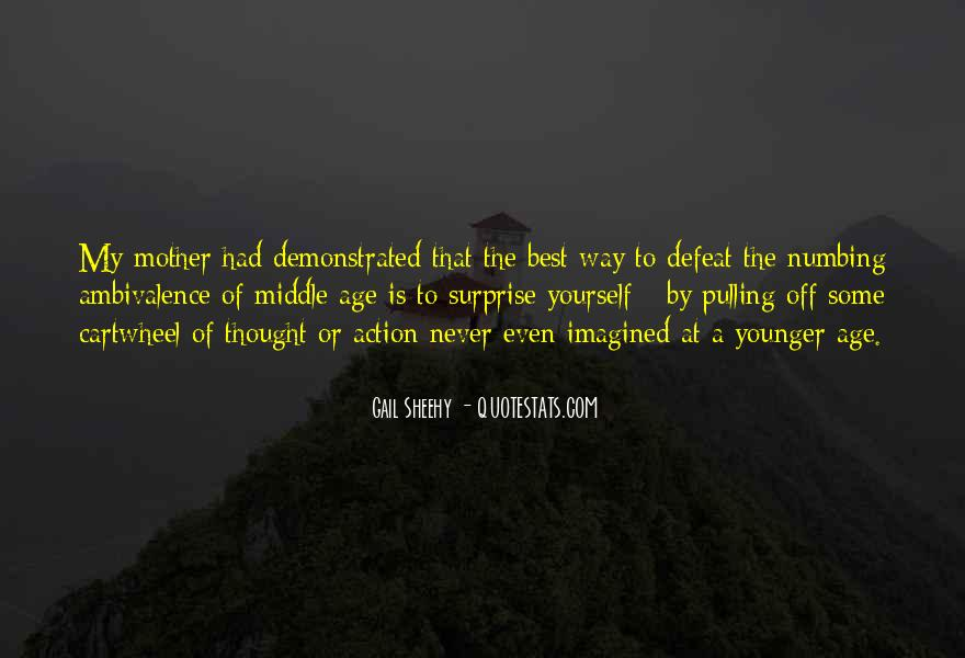 Gail Sheehy Quotes #141407