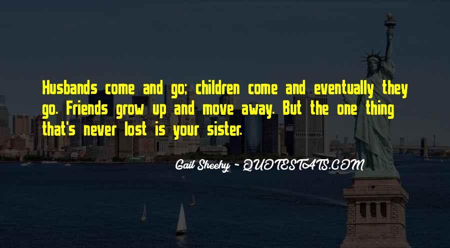 Gail Sheehy Quotes #1534391
