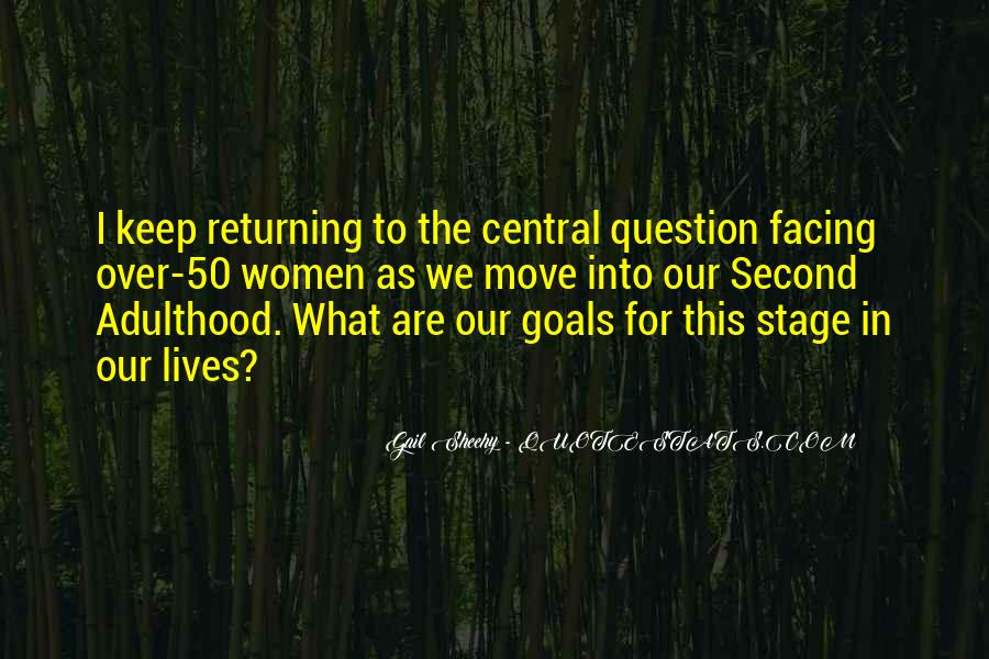 Gail Sheehy Quotes #158795