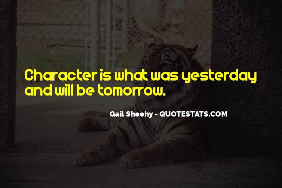 Gail Sheehy Quotes #159649