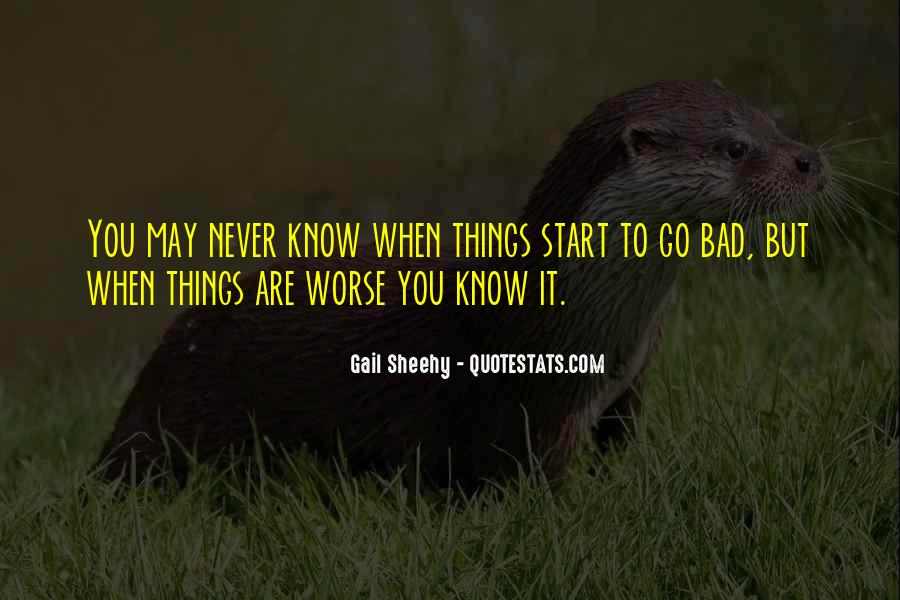 Gail Sheehy Quotes #1612335