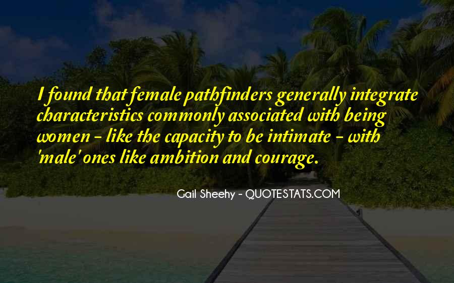 Gail Sheehy Quotes #172417