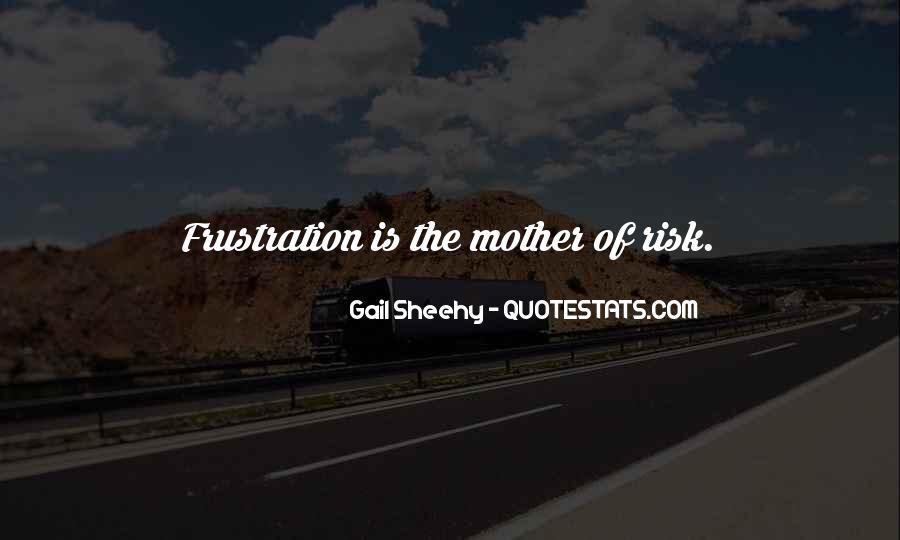 Gail Sheehy Quotes #1784890