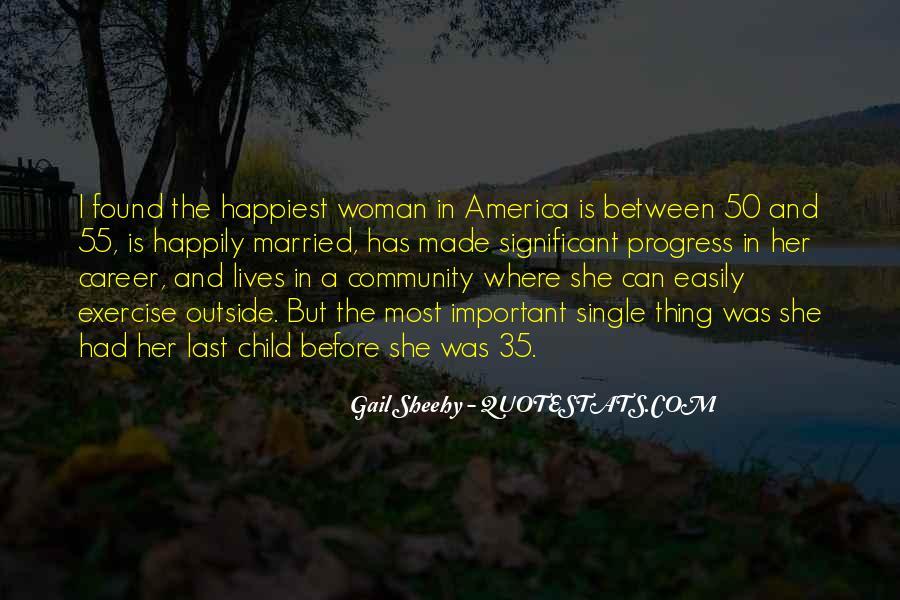 Gail Sheehy Quotes #1837257