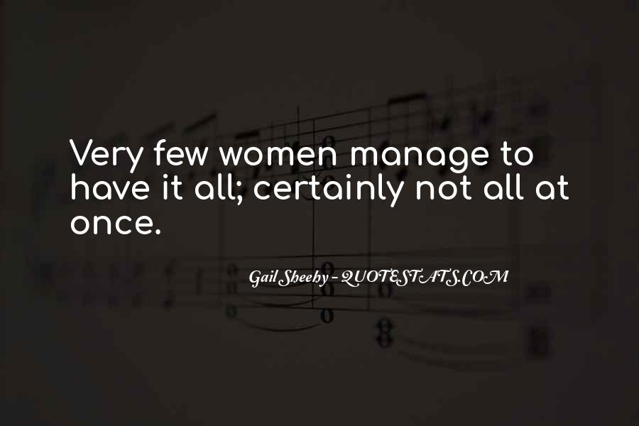 Gail Sheehy Quotes #237422