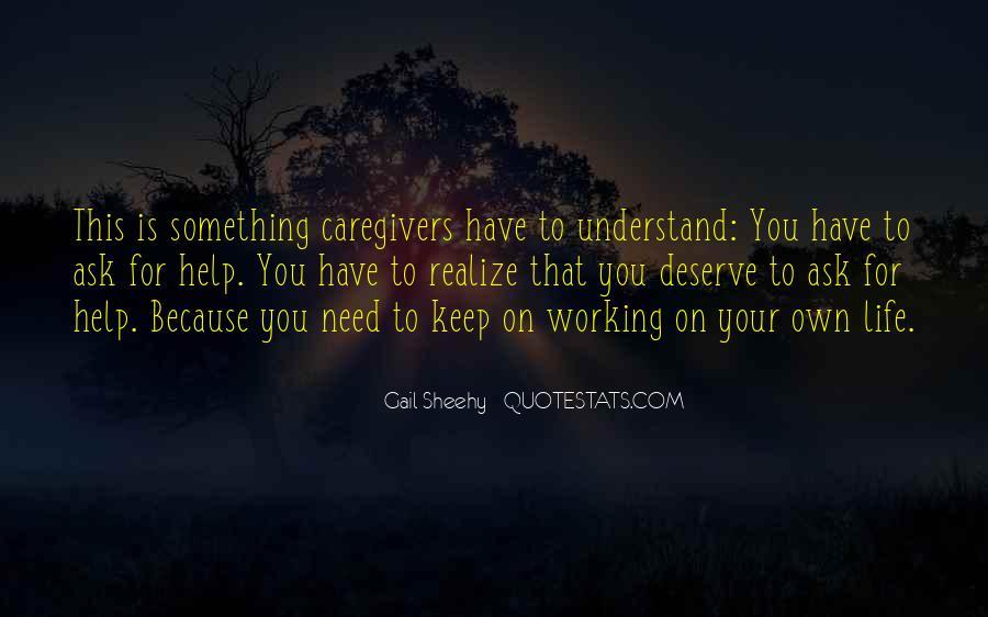 Gail Sheehy Quotes #289759