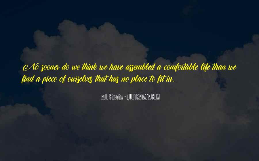 Gail Sheehy Quotes #36271