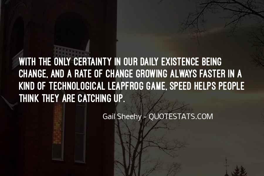 Gail Sheehy Quotes #402962