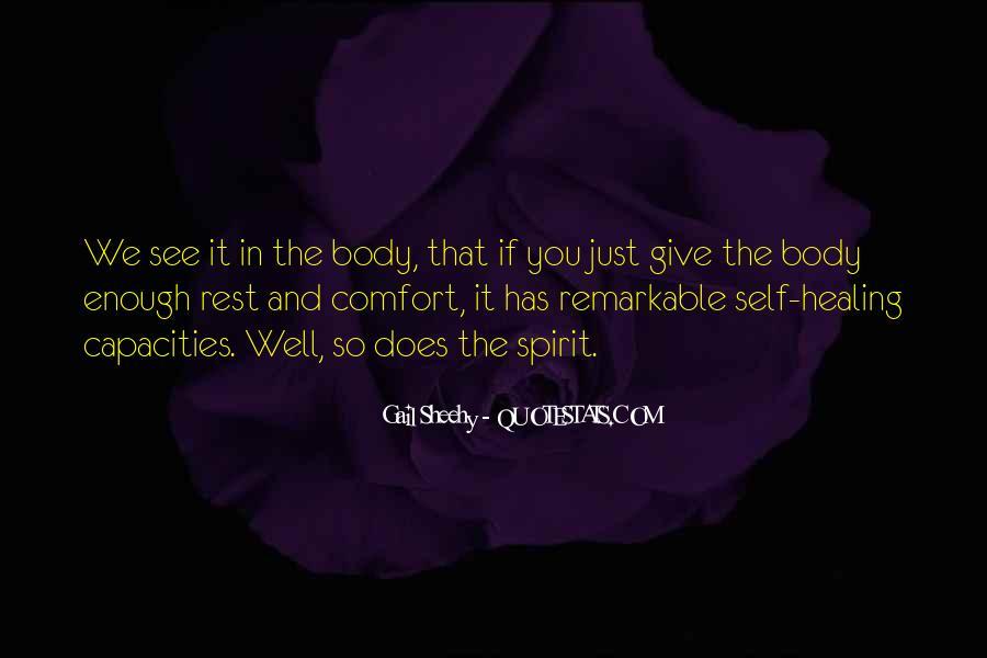 Gail Sheehy Quotes #615939