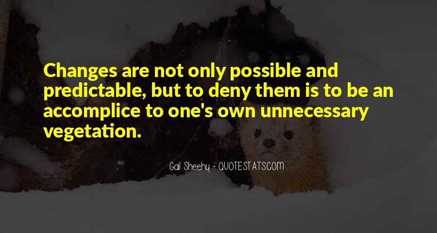 Gail Sheehy Quotes #644285