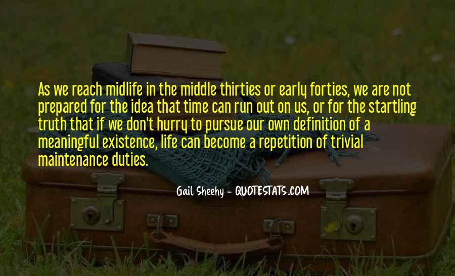 Gail Sheehy Quotes #790847