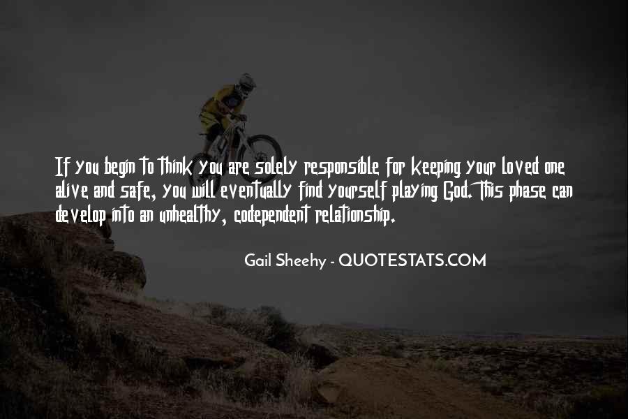 Gail Sheehy Quotes #8798