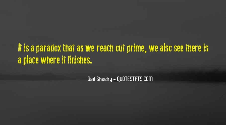 Gail Sheehy Quotes #926057