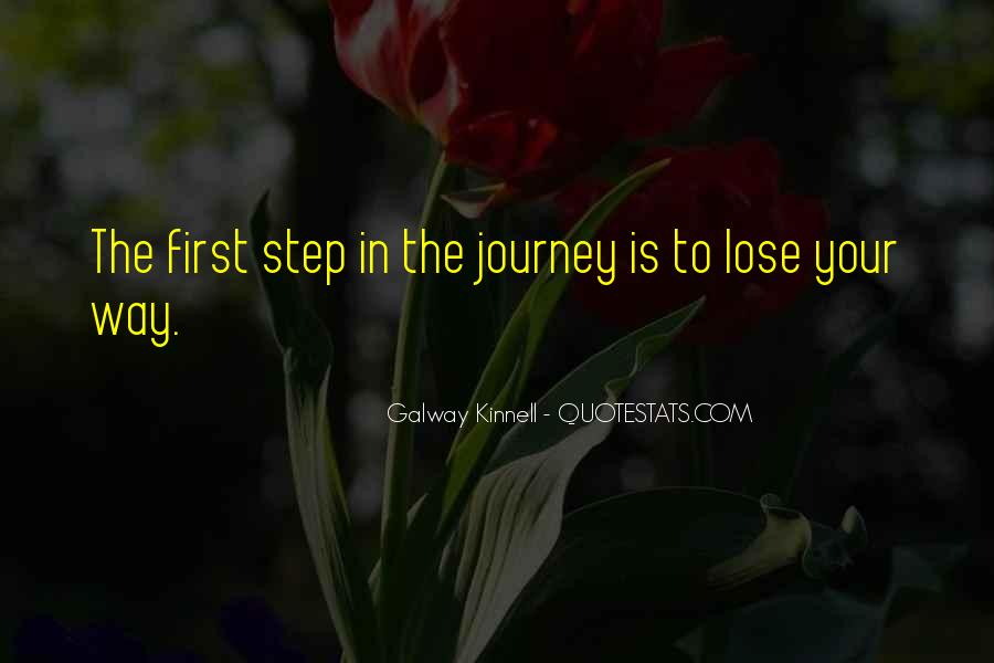 Galway Kinnell Quotes #1374181