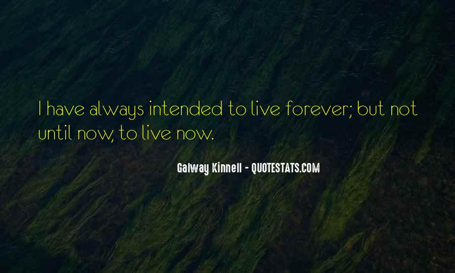 Galway Kinnell Quotes #267095