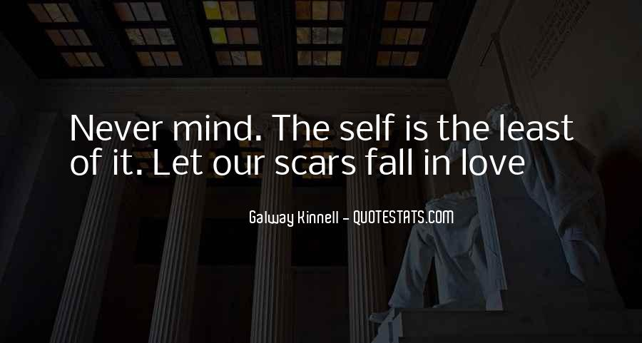 Galway Kinnell Quotes #7890