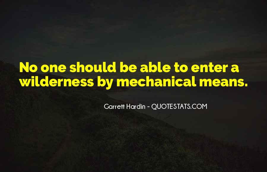 Garrett Hardin Quotes #1085261
