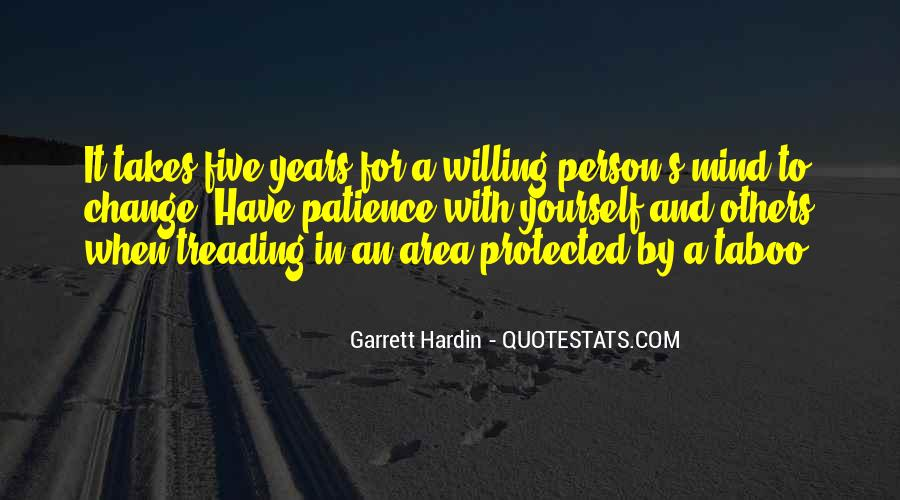 Garrett Hardin Quotes #1144507