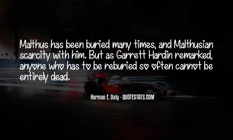 Garrett Hardin Quotes #1465986