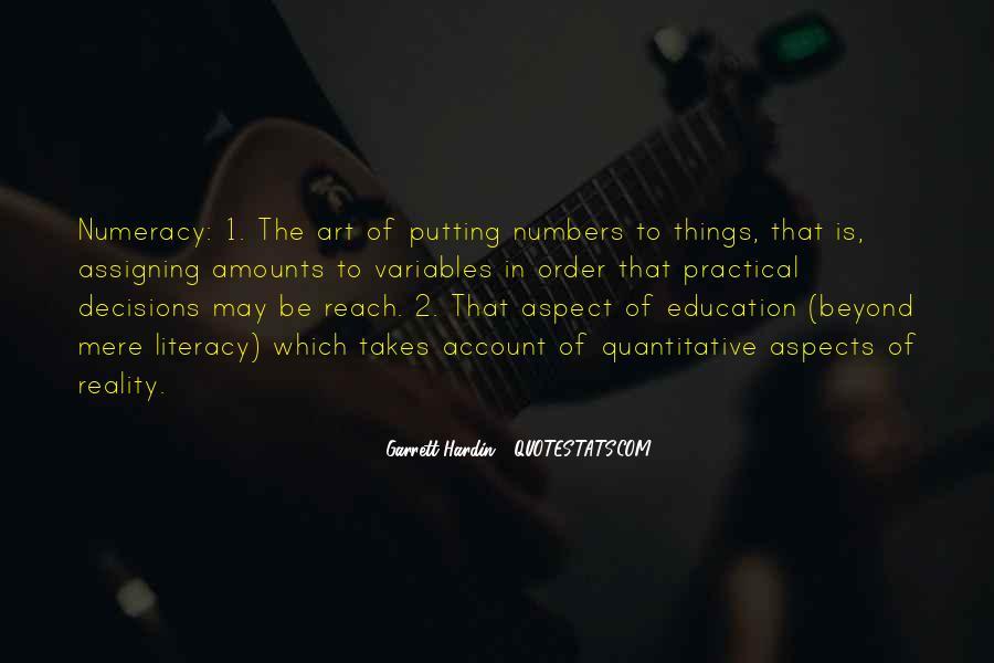 Garrett Hardin Quotes #1468391