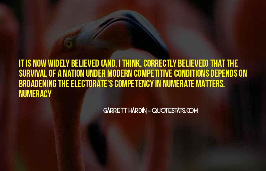 Garrett Hardin Quotes #1537953