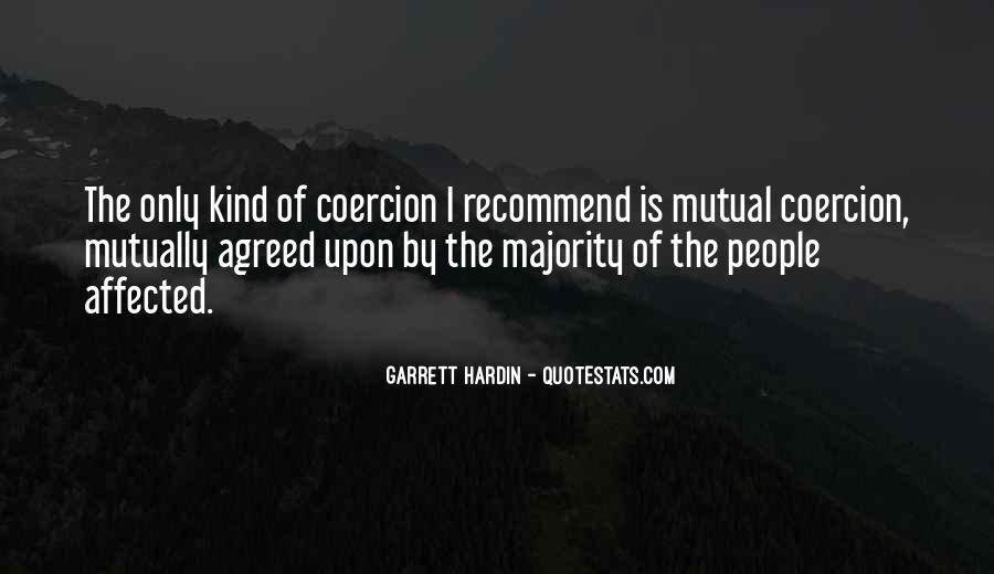 Garrett Hardin Quotes #1672994