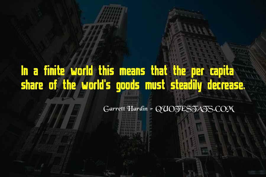Garrett Hardin Quotes #1684633