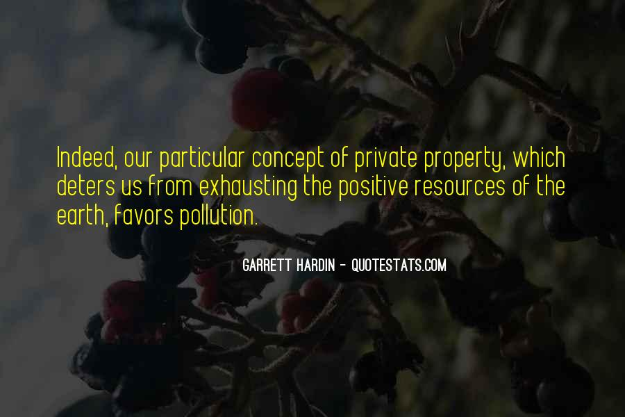 Garrett Hardin Quotes #393801