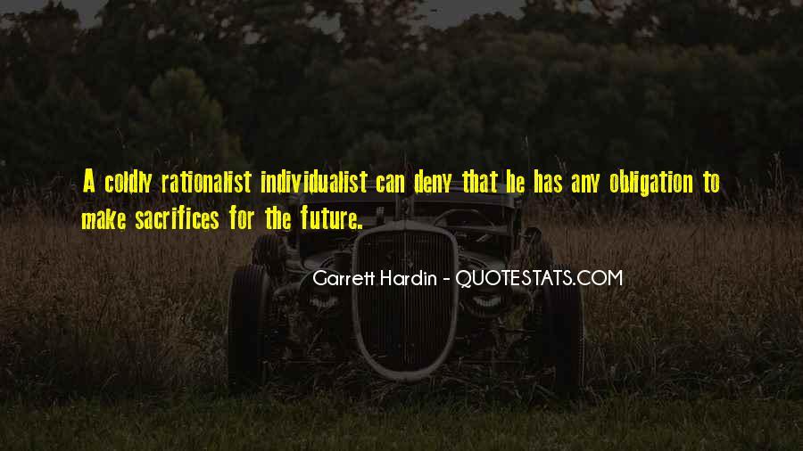 Garrett Hardin Quotes #983269