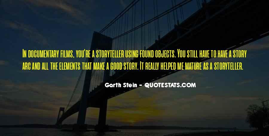 Garth Stein Quotes #1006576