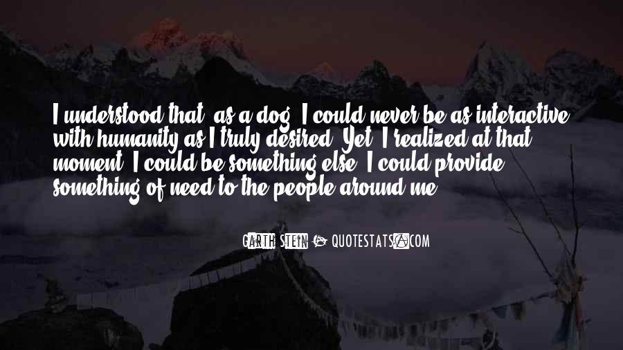 Garth Stein Quotes #1068983