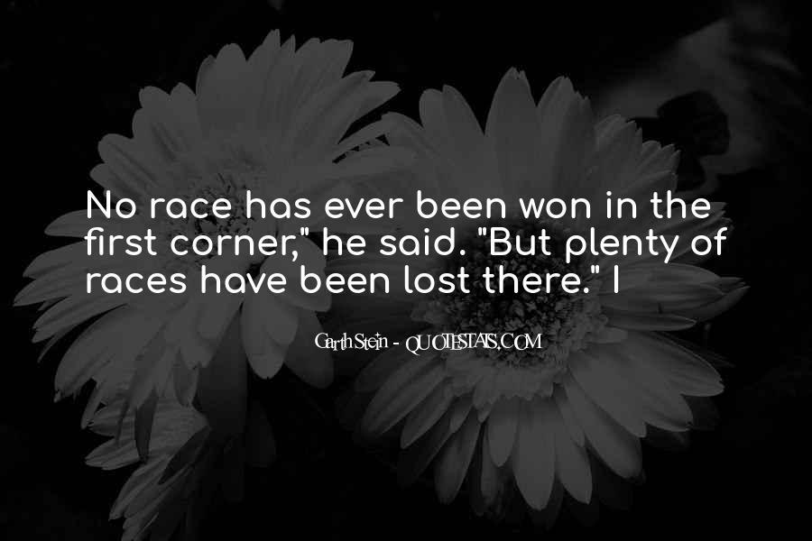 Garth Stein Quotes #1115489