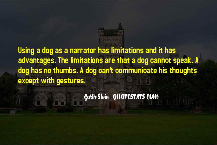 Garth Stein Quotes #1191084